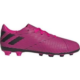 Scarpe da calcio Adidas Nemeziz 19.4 FxG Jr F99949