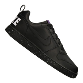 Nero Scarpe Nike Court Borough Low Se M 916760-002