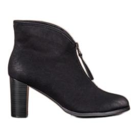 Stivali con cursore VINCEZA nero