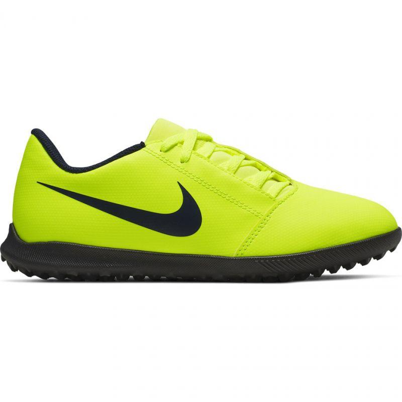 speciale per scarpa offerta speciale Raccogliere Scarpe da calcio Nike Phantom Venom Club Tf Jr AO0400-717 giallo giallo