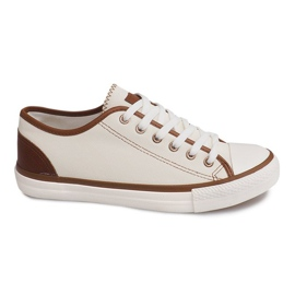 Sneakers XNO1 bianche