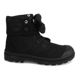 Timberki Trapery Boots R-31 Nero