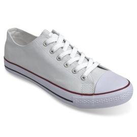 Scarpe da tennis DTS46-2 bianche bianco