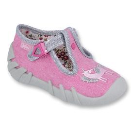 Rosa Scarpe per bambini Befado 110P360
