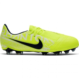 Scarpe da calcio Nike Phantom Venom Elite Fg Jr AO0401-717