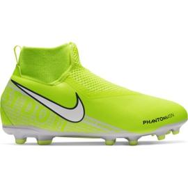 Scarpe da calcio Nike Phantom Vsn Academy Df FG / MG Jr AO3287-717
