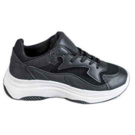 SHELOVET nero Sneakers sportive