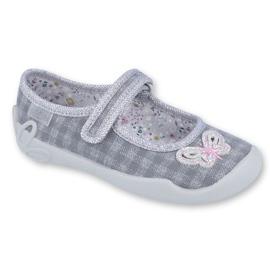 Scarpe per bambini Befado 114X364 grigio