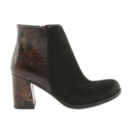 Stivali di camoscio viper Gamis 3808