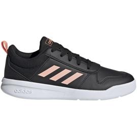 Nero Scarpe Adidas Tensaur Jr EF1083