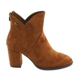 Stivali cammello Sergio Leone 525
