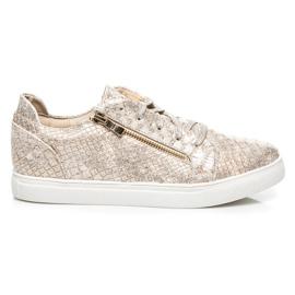 Vices giallo Sneaker Gold Fashion
