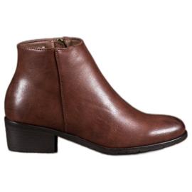 Filippo marrone Stivali marroni classici