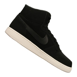 Scarpe Nike Ebernon Mid Se M AQ8125-001 nero