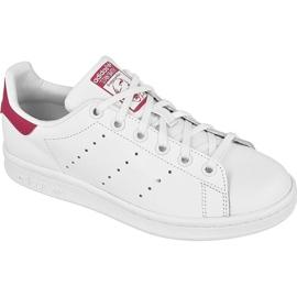 Scarpe Adidas Originals Stan Smith Jr B32703 bianco