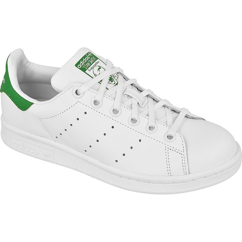 Scarpe Adidas Originals Stan Smith Jr M20605 bianco