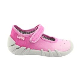 Scarpe per bambini Befado 109P195 rosa