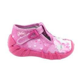 Scarpe per bambini Befado 110P364 rosa