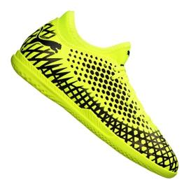 Scarpe da calcio Puma Future 4.4 It Jr 105700-03 giallo giallo