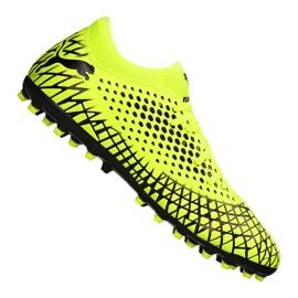 Scarpe da calcio Puma Future 4.4 Mg M 105689-03 giallo giallo