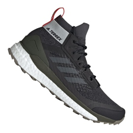Nero Scarpe Adidas Terrex Free Hiker M D98046