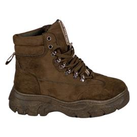 Stivali sulla piattaforma VICES