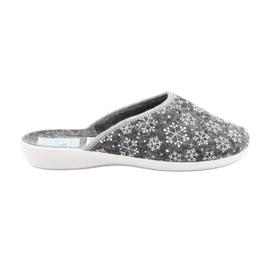 Pantofole di fiocco di neve in feltro Adanex 24215