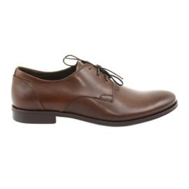 Scarpe in pelle Pilpol 1609 marrone