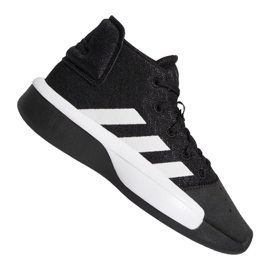 Scarpe Adidas Pro Adversary 2019 K Jr BB9123 nero nero