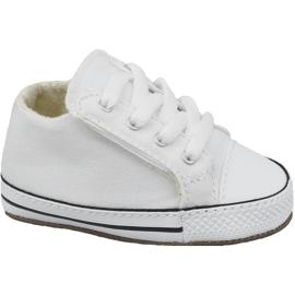 Bianco Scarpe Converse Chuck Taylor All Star Cribster Jr 865157C