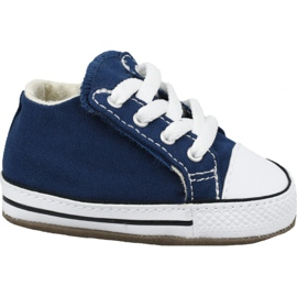 Scarpe Converse Chuck Taylor All Star Cribster Jr 865158C marina