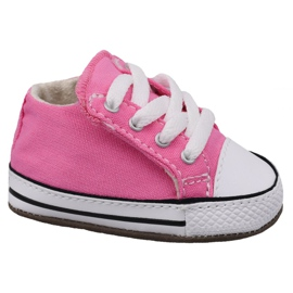 Rosa Scarpe Converse Chuck Taylor All Star Cribster Jr 865160C