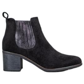 Filippo Boots On A Bar nero