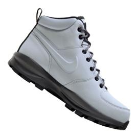Grigio Scarpe Nike Manoa Leather M 454350-004