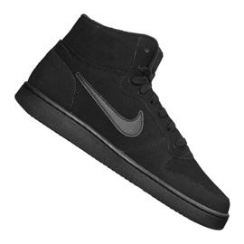 Scarpe Nike Ebernon Mid Se M AQ8125-003 nero