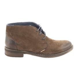 Stivali di Badura 4753 marrone