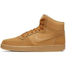 Scarpe Nike Ebernon Mid Se M AQ8125-701 marrone
