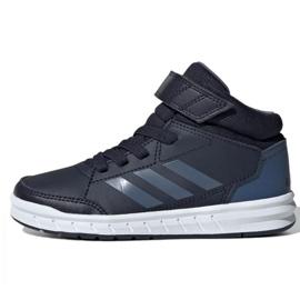 Scarpe Adidas Alkta Sport Mid Jr G27120 marina