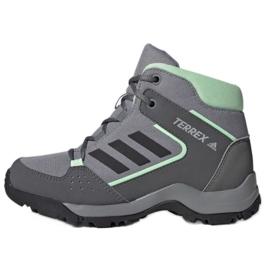 Scarpe Adidas Terrex Hyperhiker Jr EF0224 grigio