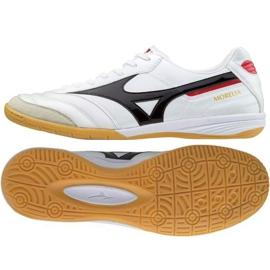 Scarpe indoor Mizuno Morelia In M Q1GA170009 bianco bianco