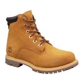 Stivali invernali Timberland Waterville 6 In Basic W 8168R marrone