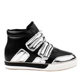 Sneakers nere isolate GF-ZM26 nero