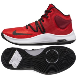 Scarpe Nike Air Versitile Iv M AT1199-600 rosso rosso