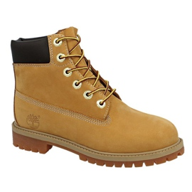 Scarpe Timberland 6 In Premium Wp Boot Jr 12909 giallo