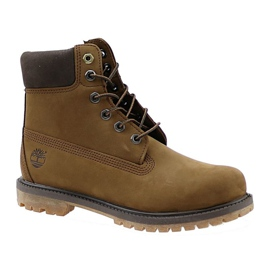 Scarpe Timberland 6 Premium Boot Jr A19RI marrone
