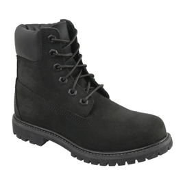 Scarpe Timberland 6 Premium In Boot Jr 8658A nero