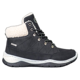 Arrigo Bello Calde scarpe invernali nero
