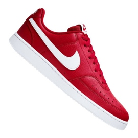 Scarpe Nike Court Vision Low M CD5463-600 rosso