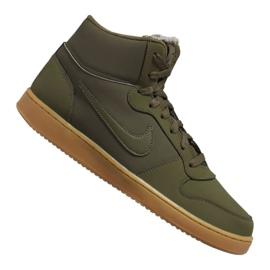 Scarpe Nike Ebernon Mid Se M AQ8125-301 verde