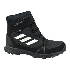 Scarpe Adidas Terrex Snow Cf Cp Cw Jr S80885 nero
